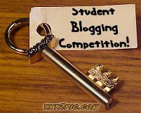 Image of Student Blogging Competition