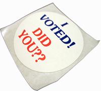 Image of vote