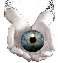 Image of world eye