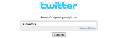 Image of Search Twitter