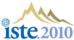 Iste 2010 logo
