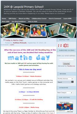 2M class blog