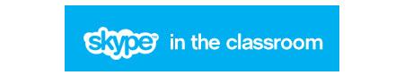Skype in the classroom website