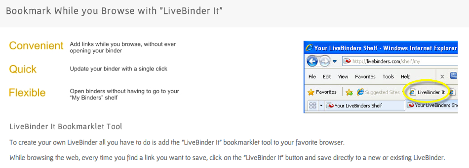 educator s guide to livebinders the edublogger