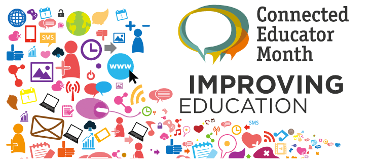 connected educator month 2014 banner