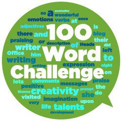 Logo of 100 Word Challenge | The Edublogger | Interview with Julia Skinner