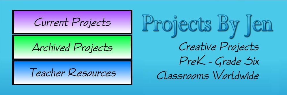 Projects by Jen logo